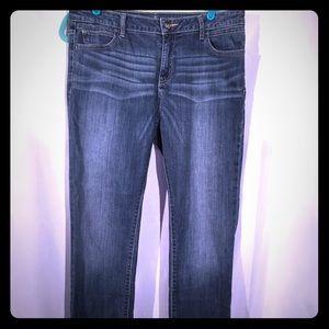 Vera Wang Jeans - Vera Wang Demin Ankle/Cuff Jeans